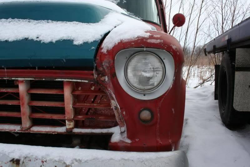 My Frozen 1957 Chevy Panel Van IMG_0397