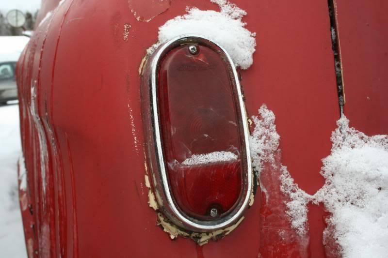 My Frozen 1957 Chevy Panel Van IMG_0401