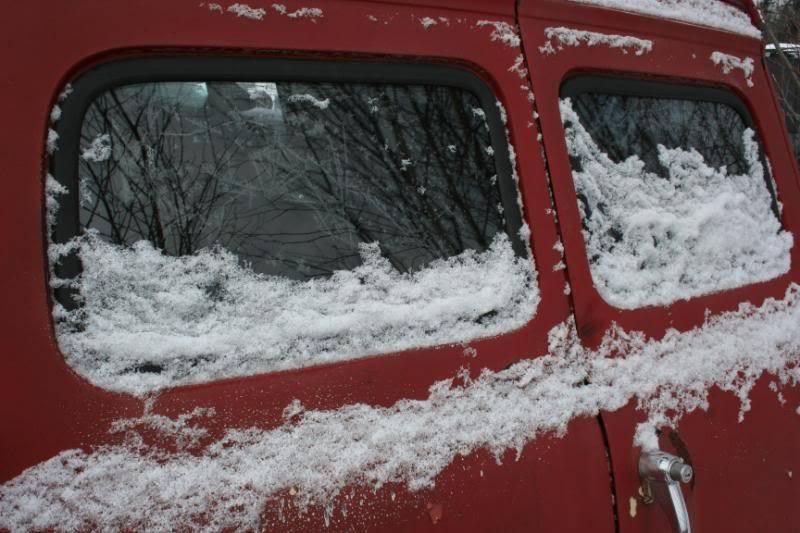 My Frozen 1957 Chevy Panel Van IMG_0402