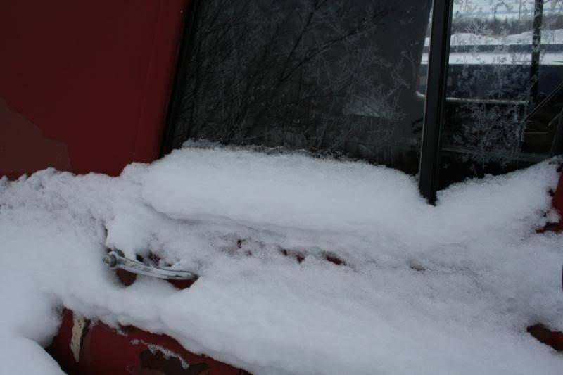 My Frozen 1957 Chevy Panel Van IMG_0406