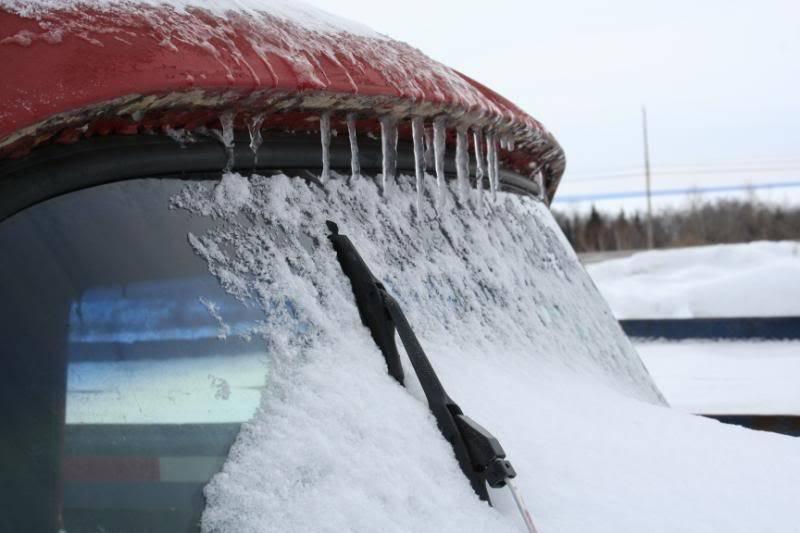 My Frozen 1957 Chevy Panel Van IMG_0407