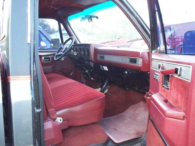 1986 Chevrolet Silverado 2500 4X4 1986Chevy4X4