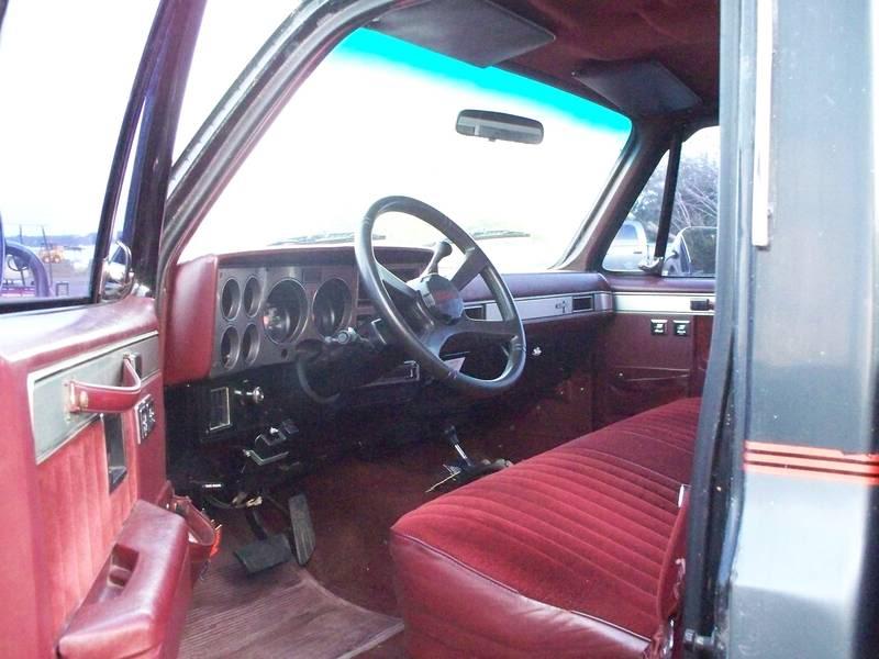 1986 Chevrolet Silverado 2500 4X4 1986Silverado25004X4
