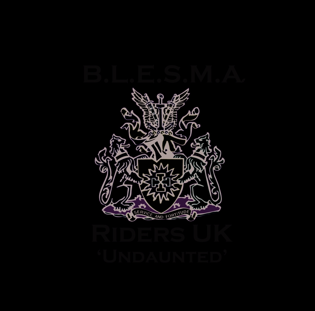 Ride To The Wall 2010 - One of my journeys. Central UK Blesma_logo_300dpi1idea5copy