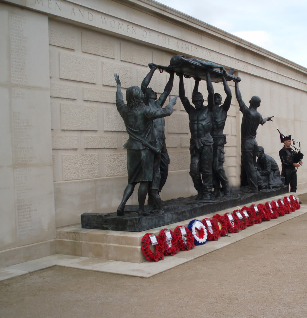 Ride To The Wall 2010 - One of my journeys. Central UK Bronze