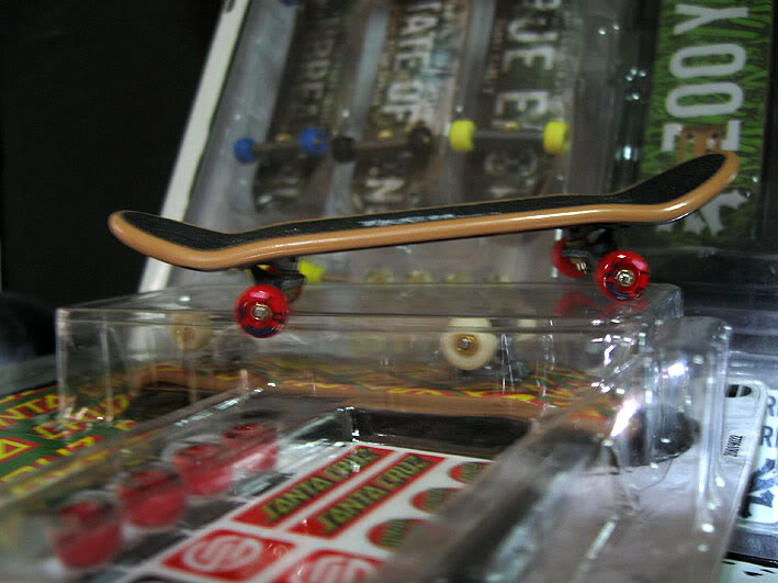 Tech Deck Collection RedWheels012