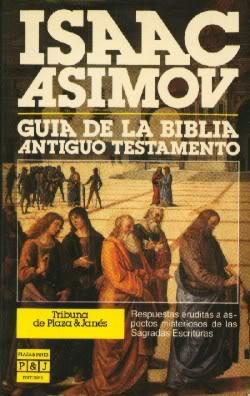 """""""Guía de la Biblia"""" - libro en dos volúmenes de Isaac Asimov 093sp"""