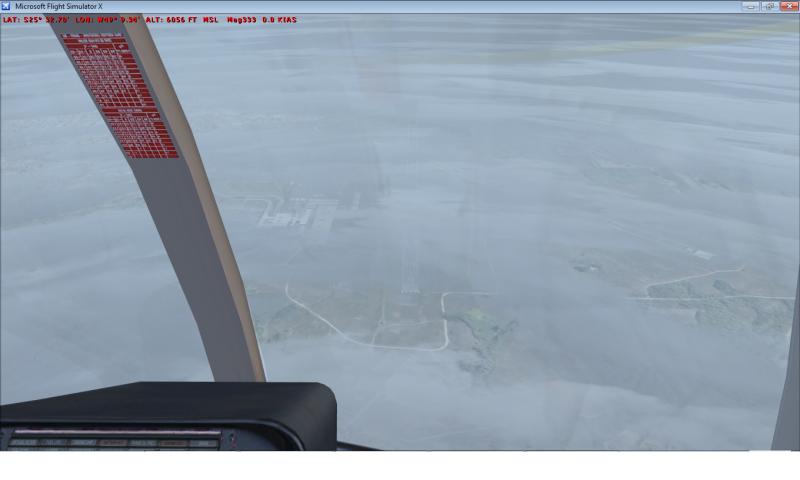 Active Sky 2012 e a geração de camadas 3000