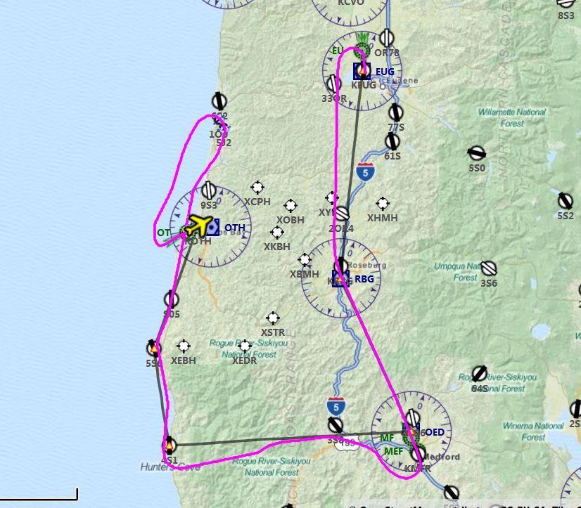Virtual Flyovers - South West Oregon Or065_zpsk3x3l9hg