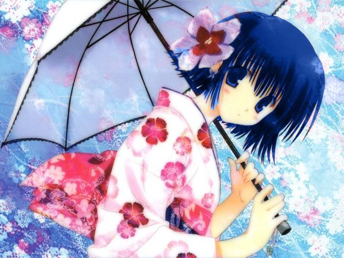 [Fiction]4 mùa hội ngộ Kimonogirlwithumbrella