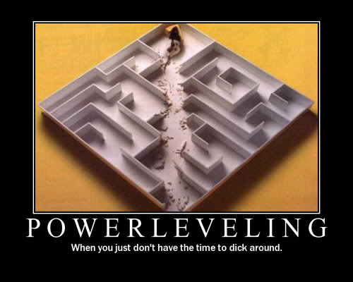 Funny Pics Thread etc... - Page 2 Powerleveling