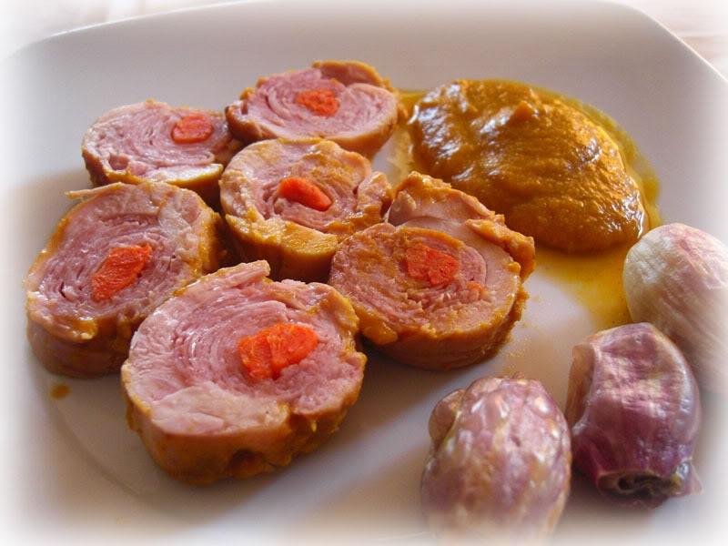 -Muslito de pollo relleno Muslito
