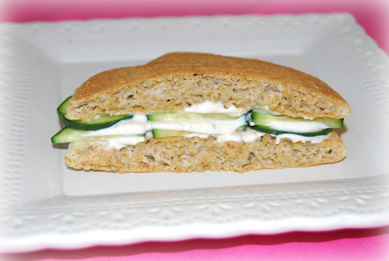 -Sándwich de pepino Spepino
