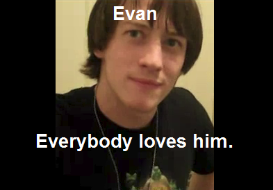 Favorite character? - Page 2 Evan