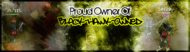 YOUTUBE VIDEO! - BLACK HAWK OWNED Banner1