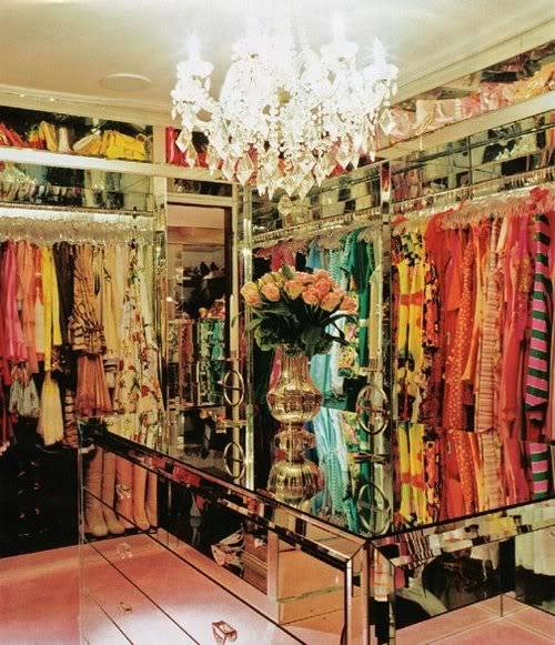 Post pictures of your closet/dream closer Wanthts