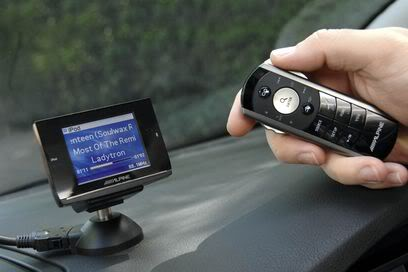 Bluetooth and iPod controller from ALPINE Car_photo_277959_7