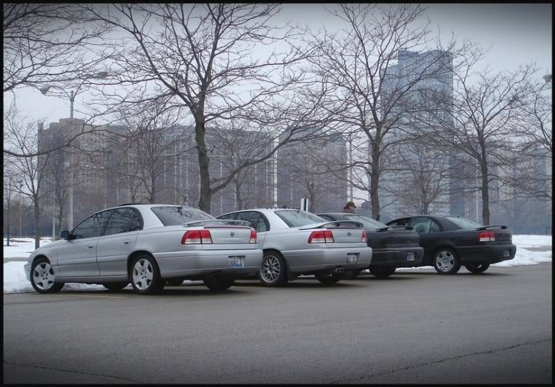 Cadillac Catera Owners MEET Chicago FEB 20th PICTURES DSC05173