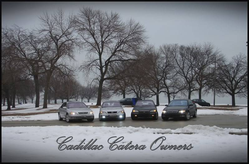 Cadillac Catera Owners MEET Chicago FEB 20th PICTURES DSC05217-1