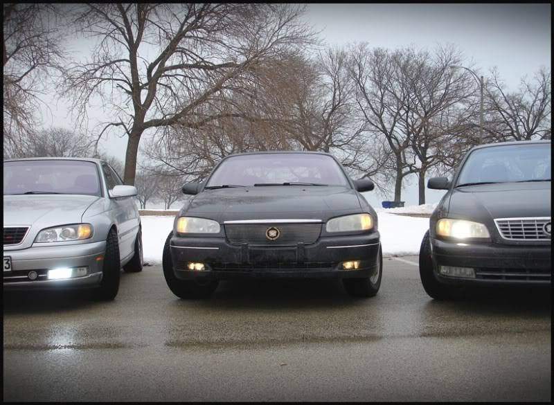 Cadillac Catera Owners MEET Chicago FEB 20th PICTURES DSC05230-1