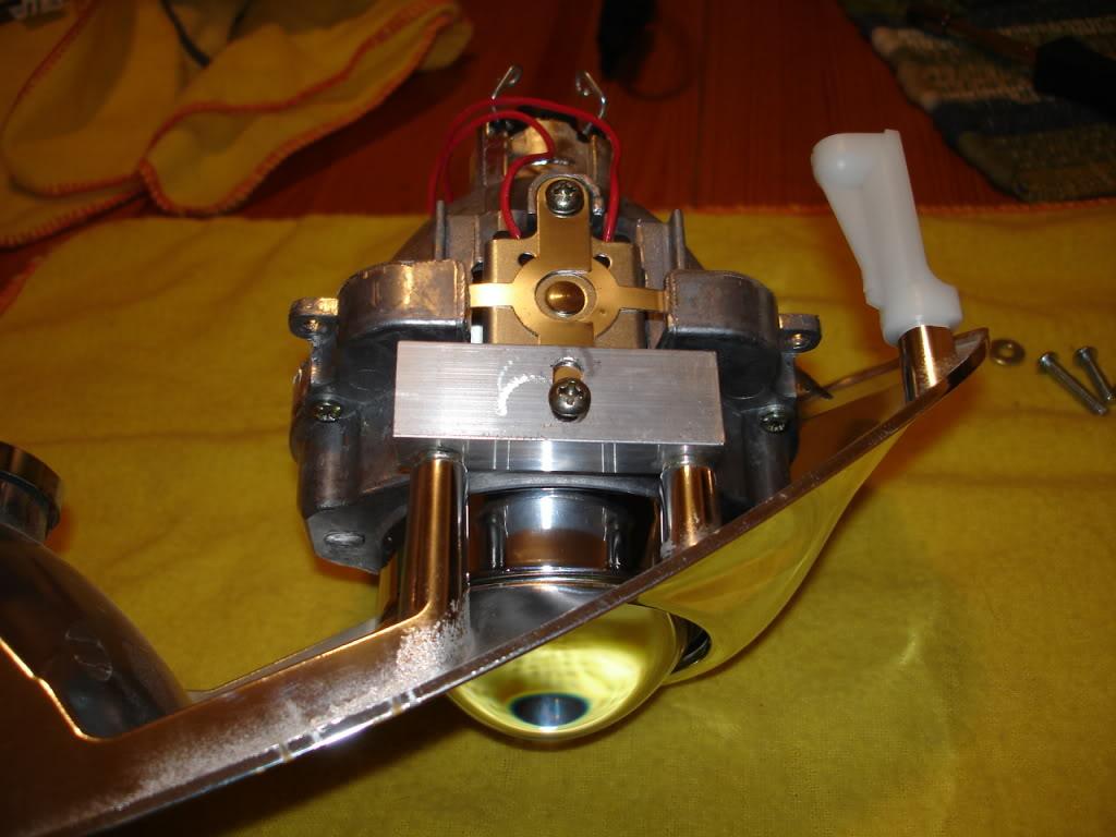 2K1 CCS  RETROFIT  w/  'FX-R'  50W-DDM  DL50  R8-LED FXRCatera7