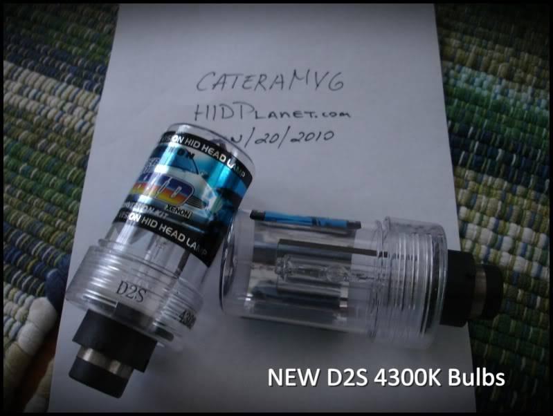 Catera OEM Xenon KIT DSC04805