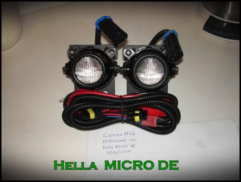 HELLA :: Micro DE Fog KIT :: DSC05470