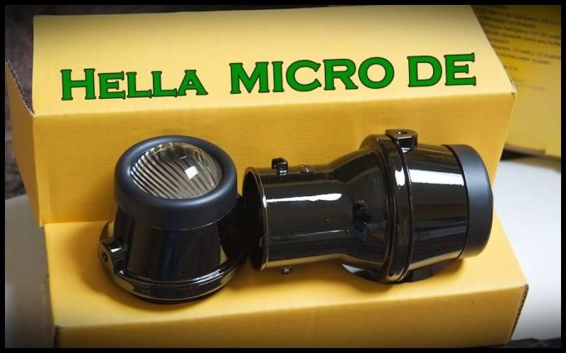 HELLA :: Micro DE Fog KIT :: P-20081031-1517-4567