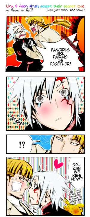 D GRAY MAN MANGA! SE ACTUALIZA!! :3 Link_and_Allen__s_affair_by_Love_Is