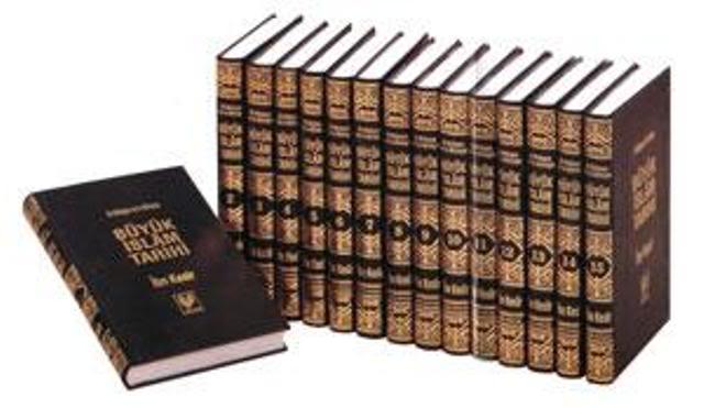 El-Bidaye ve'n-Nihaye – Ibn Kesîr Buyuk-islam-tarihi-1-hamur-15-cilt-ibn-kesir