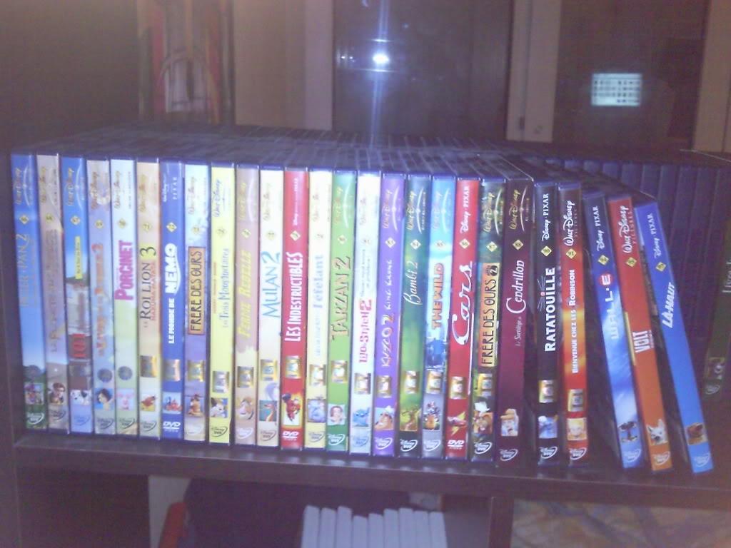 Postez les photos de votre collection de DVD et BrD Disney ! - Page 5 Photo0612