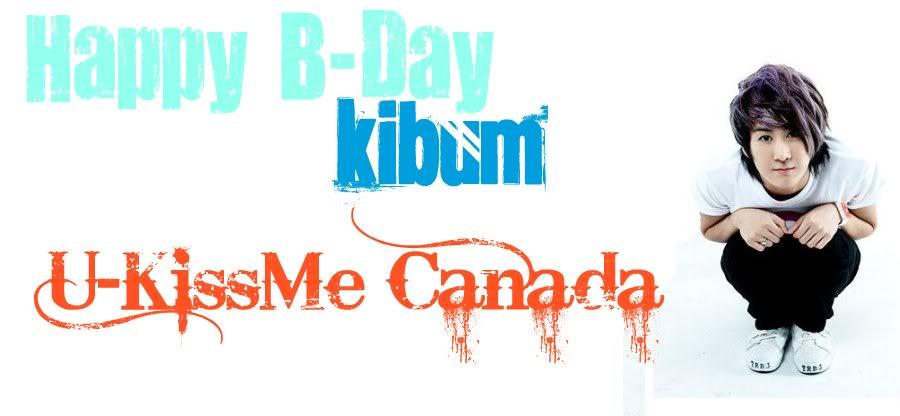 U-KissMe Canada.fr