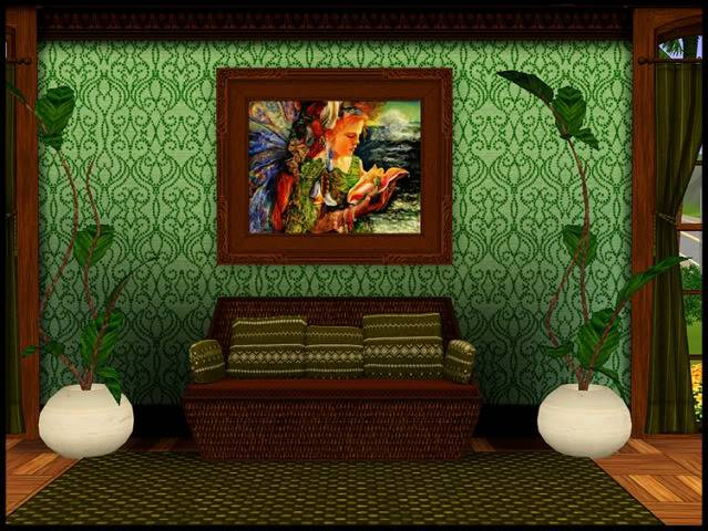 Fantasy Paintings Collection Screenshot-1