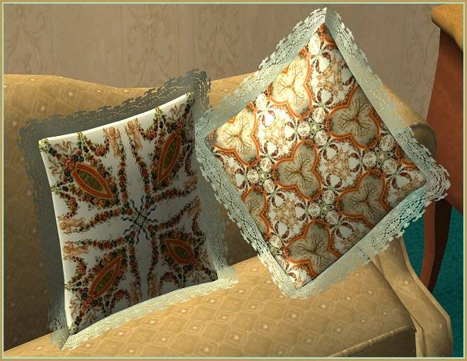 Sugah's Place - A Step Back in Time... PompadourCushions_zps87042015
