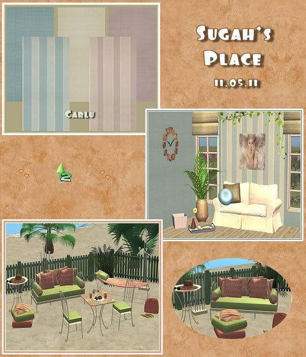 Sugah's Place Update - 11.05.11 110511_Update