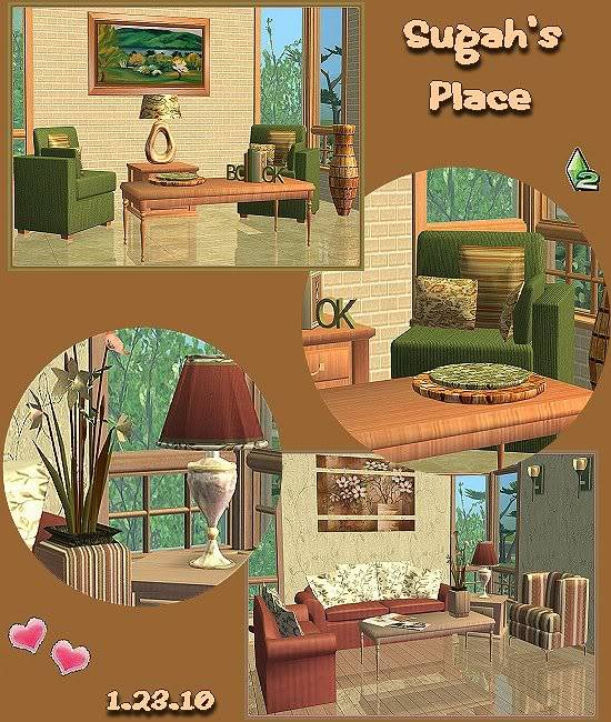 Archived 2010 Sugah's Place Updates 12310_Update