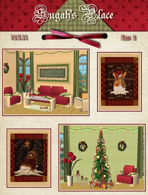 Archived 2011 Sugah's Place Updates - Page 2 12311_Holiday_Update