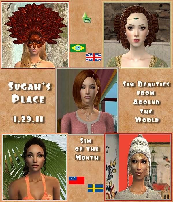 Sugah's Place - 1.29.11 Update 12911_Update