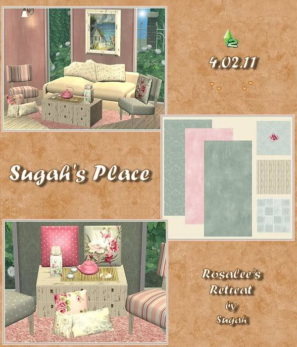 Archived 2011 Sugah's Place Updates 40211_Update1