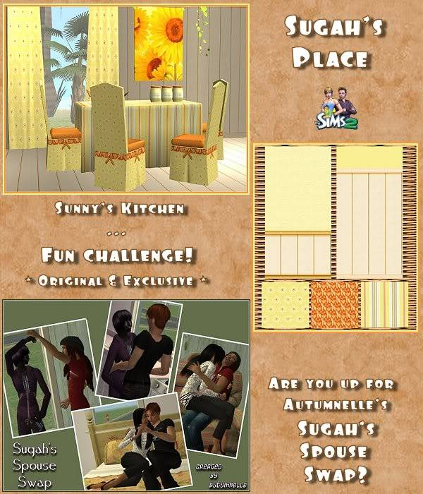 Archived 2011 Sugah's Place Updates 41611_Update