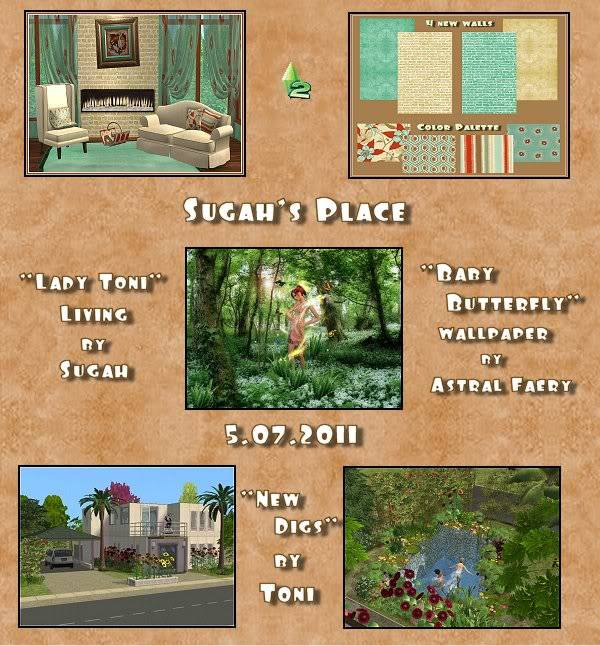 Sugah's Place Update - 5.7.2011 50711_Update1
