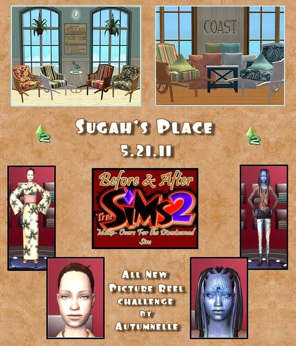 Archived 2011 Sugah's Place Updates 52111_Update1