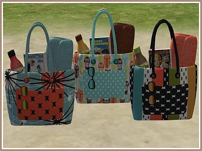3 Retro Beach Bags @ Sim Fans UK 3RetroBeachBags_SimFansUK_zpsd9eb6deb