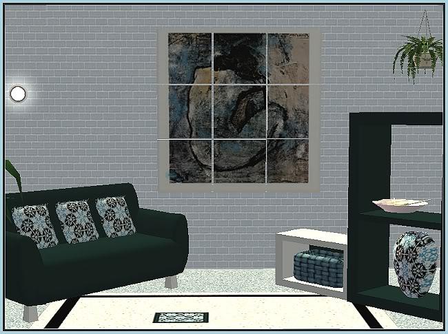 Ancona Mosaic Living @ SIMply Edward - Now available HERE! AnconaMosaicLiving_Ed_Closer