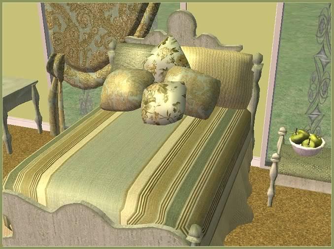 Casa di Fiori Romantic Bedroom @ Basic...for Sims CasadiFiore-closer_HunterGift