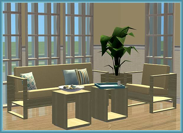 Clarisse Living @ Basic...for Sims ClarisseLiving_BasicGift