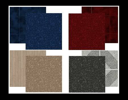 Eddie's Loft Floors @ SIMply Edward - Now available HERE! EddiesLoftFloors