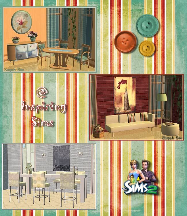 In Sugah's Attic at Inspiring Sims - A Collection of Slightly Used Goodies ;) InSugahsAttic-Pg2