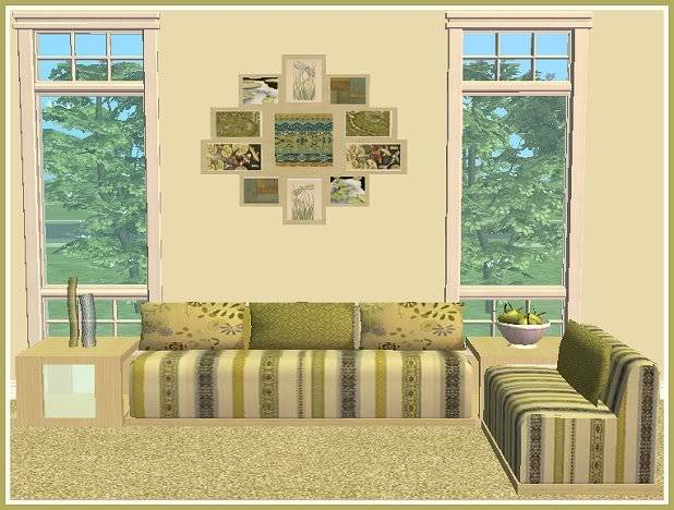 Infusion Verde Living @ Paegin Sims - Now available HERE! InfusionVerdeLiving-PaeginSimsGift