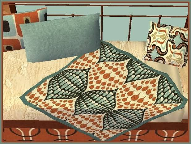 Manhattan Sunset Bed Set @ SIMply Edward - Now available HERE! ManhattanSunset-closer_GiftforEd
